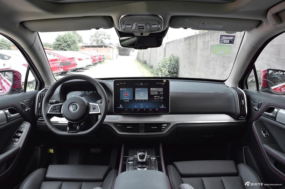 2019款比亚迪唐EV600D 四驱智联创世版