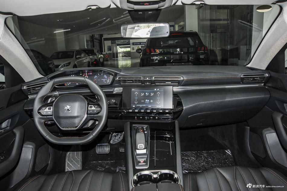 2019款标致508L 400THP PureTech驾控版