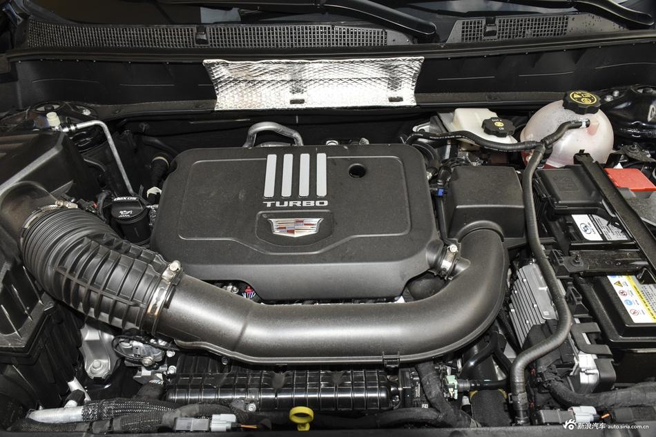 2020款凯迪拉克XT6 2.0T四驱铂金运动型28T六座