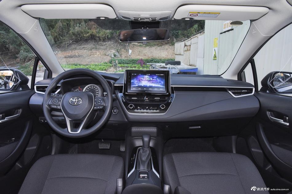 2019款卡罗拉 1.2T 自动S-CVT GL先锋版