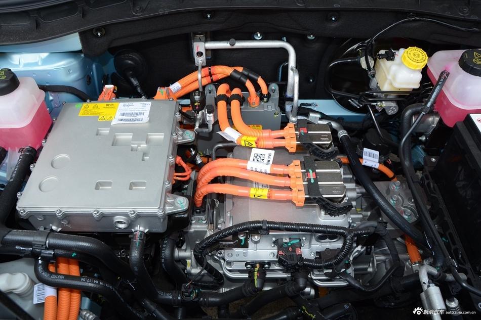 2019款名爵EZS纯电动版 基本型
