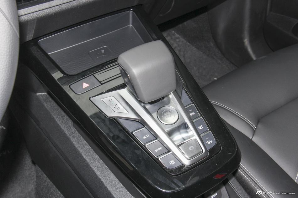 2019款比亚迪元EV535 高能领航版