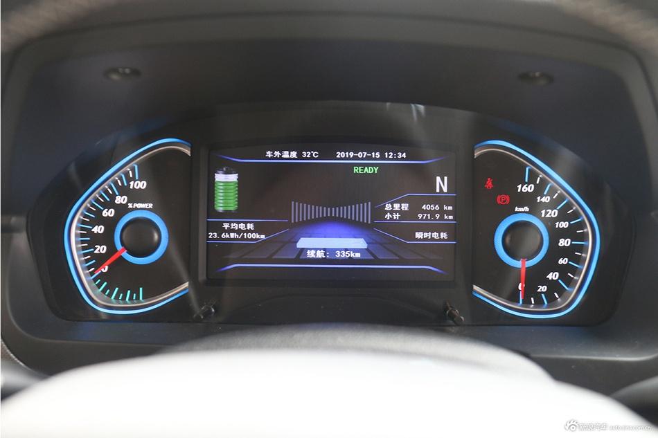 2019款北汽新能源EC5新潮版