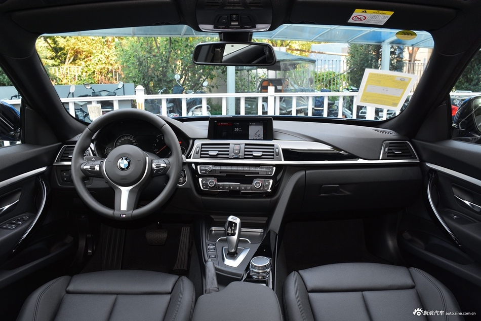 2019款宝马3系GT 自动320i M运动套装