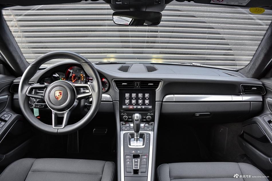 2016款保时捷911 Carrera 3.0T自动