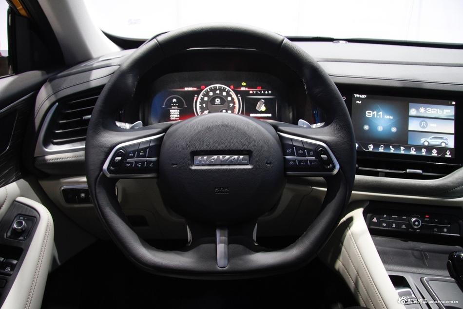 轿跑SUV魅力难挡,AI智能升级,2020款哈弗F7