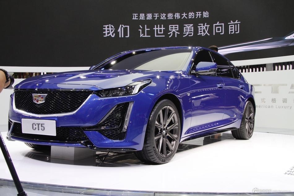 2019成都车展实拍:CT5