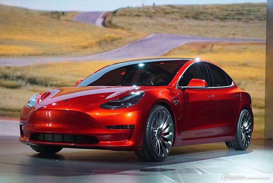 特斯拉Model 3喜提美国加州2019年销量榜前三