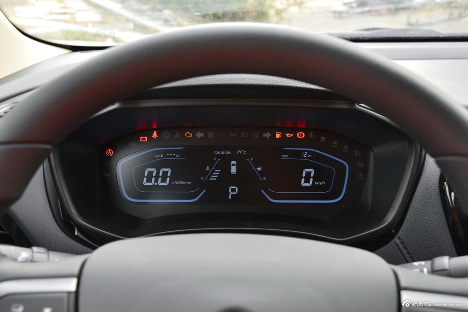 2017款长安欧尚A800 1.5T自动舒适型