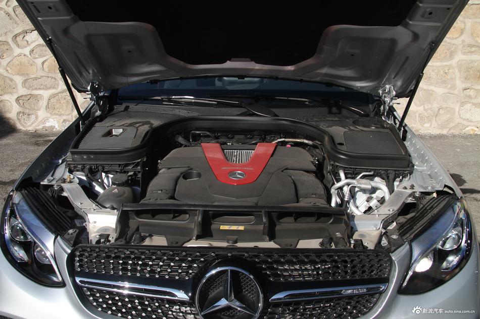 2017款AMG GLC 43 4MATIC 3.0T自动