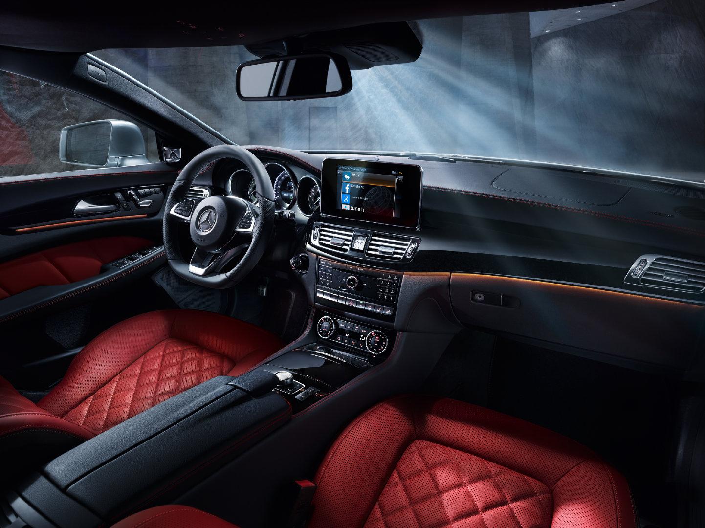 Daimler CLS Campaign-奔驰戴姆勒CLS汽车