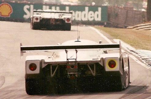 1987-1990 Sauber C9 搭载奔驰M1190 5.0 V8