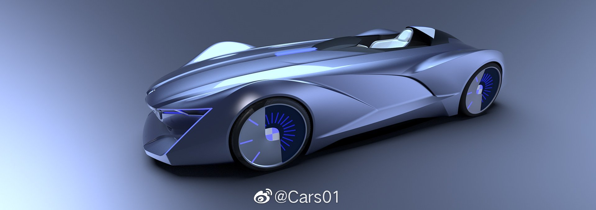 来自未来的你:宝马概念车!