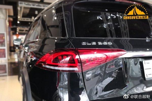 联合越野港口平行进口车讯:美规奔驰GLE350