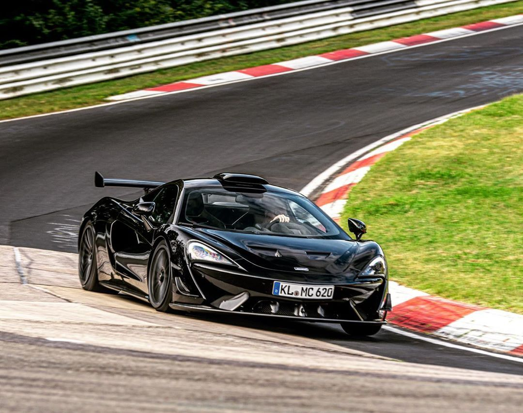 分享图片 纽博格林,McLaren 620R