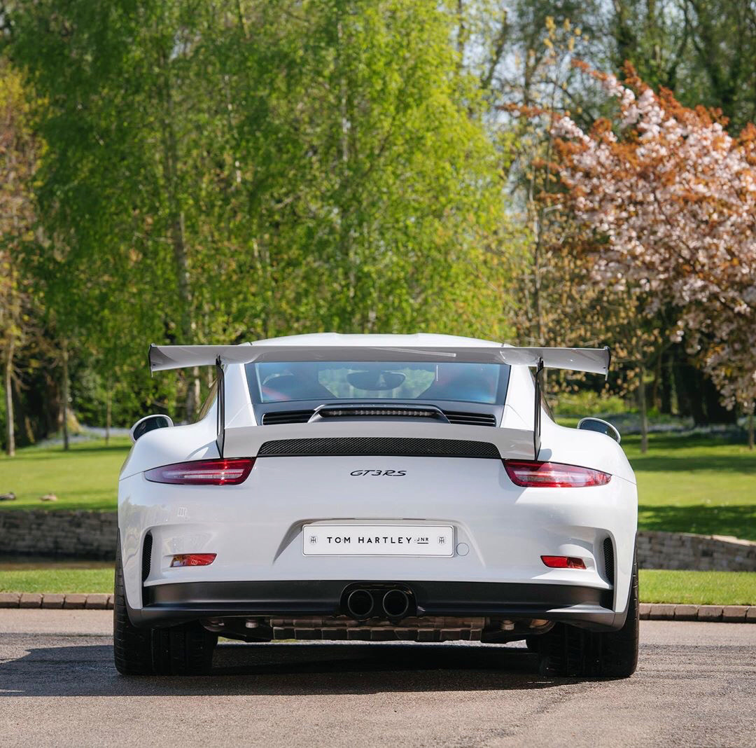 Porsche GT3RS 多少人的梦!汽车资讯汽车美图 (保时捷)