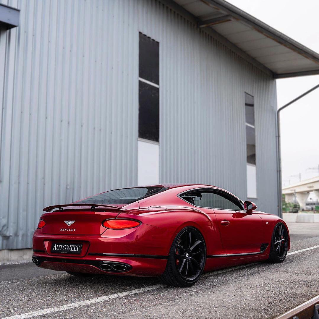 早,梦想! Bentley Continental GT 汽车视觉汽车资讯 (宾利)