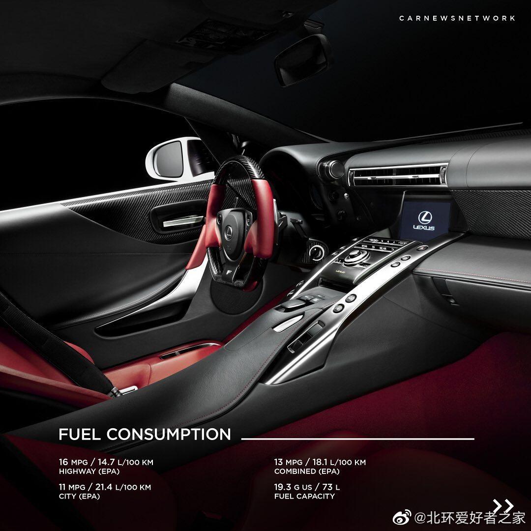 雷克萨斯LF-A,移动的汽油机械管弦乐器!
