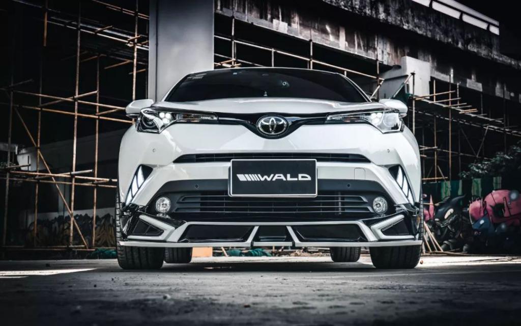 好看的汽车:WALD 打造的奕泽 IZOA