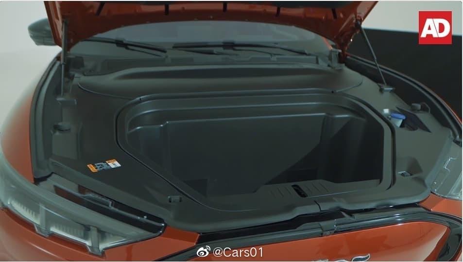 福特Mustang Mach-E提前曝光,11月18日在洛杉矶首发