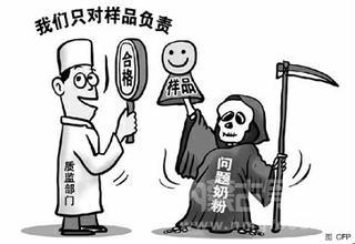 淮南益益营养食品科技有限公司2批次奶粉被检不合格