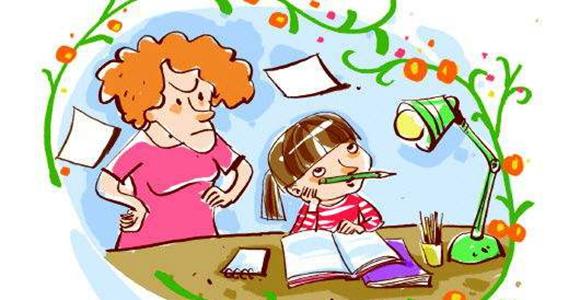孩子做作业磨蹭 家长也要反思