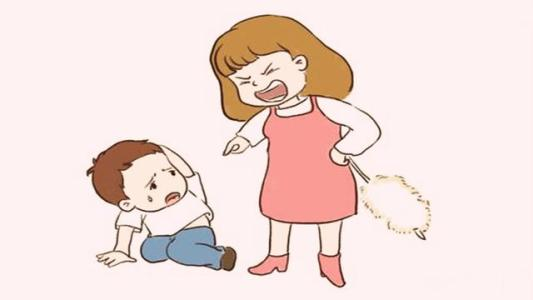 父母课堂:父母脾气暴,孩子缺点多