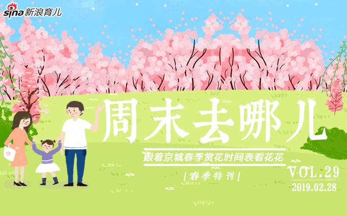 带着BB跟着京城春季赏花时间表看花花