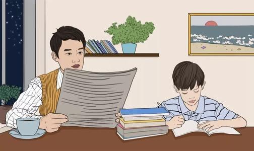 亲子关系中既要陪孩子听书也要陪孩子读书