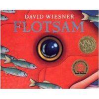 David Wiesner著,ClarionBooks出版