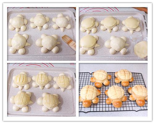 小乌龟制做步骤5-8