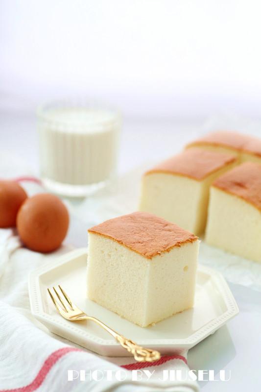 酸奶古早味蛋糕