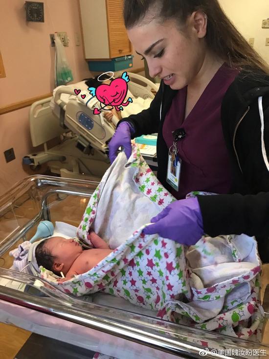 做了包皮手术的宝宝,护士小姐会对小jj再做检查