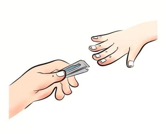 宝宝老爱咬指甲应该怎么办-学前教育网