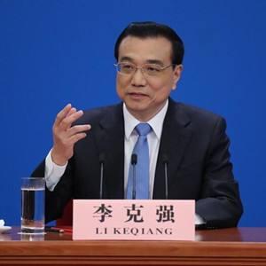 中共中央政治局常委、国务院总理李克强