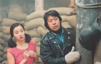 出演《阳光灿烂的日子》与姜文合作