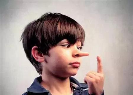 孩子的谎言可以分为5种: