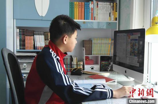 """黑龙江274万学生战""""疫""""期""""线"""
