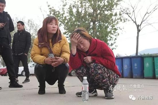 王美琪的母亲。