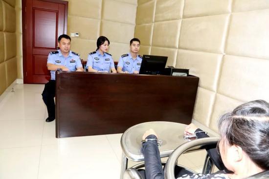 """衡阳市公安局官方微信""""衡阳警事"""" 图"""