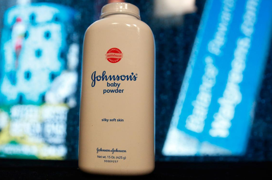 强生爽身粉再现致癌物 公司回应:该产品仅美国分销