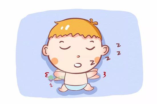 哄娃睡觉也是一门技术活,掌握这5招,宝宝瞬间入睡