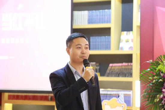 苏宁零售集团红孩子公司总裁钱家祥