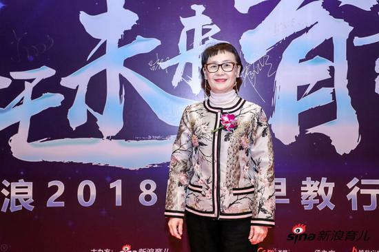 中国台湾幼儿早期教育协会理事长 台湾公共托育体系先行者 刘百纯