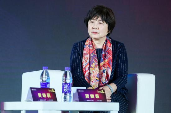 妇产科专家蒋佩茹