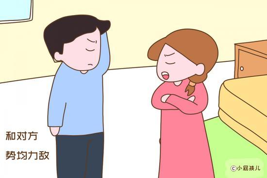 不管男人还是女人,不想在婚姻中被抛弃,都要一直保持和对方势均力敌