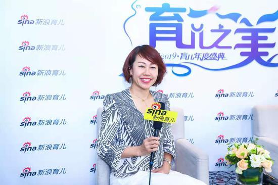 优贝乐国际儿童教育集团创始人 谢金澜