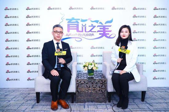 博实乐幼儿园事业部总经理 李晓刚