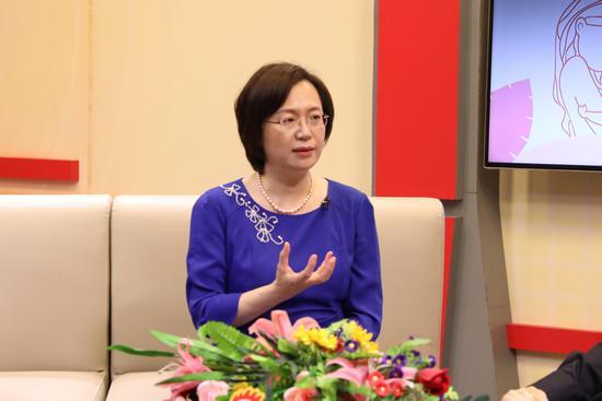 北京和睦家医院康复医学科主任 宋小燕