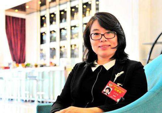 全国政协委员、黑龙江省中医医院副院长王伟明